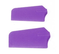3D STABILIZER PADDLE PURPLE