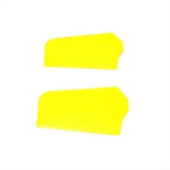 3D STABILIZER PADDLE YELLOW - 3mm