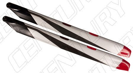 "RotorTech® ""Luminous"" V2 690mm Carbon Fiber Night Blades"
