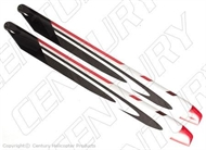 RotorTech® Aurora 710mm Carbon Fiber Night Blades