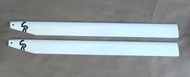 CR Carbon Main Rotor Blade 680 mm - 14mm - 4 mm Bolt
