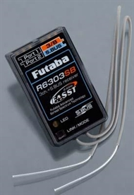Futaba R6303SB S.Bus 2.4GHz High-Speed Micro Receiver