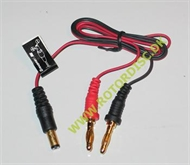 Charging cables for JR-Spektrum Transmitter