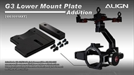 G3-GH Extension Lower Mounting Plate