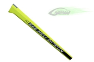 Carbon Fiber Tail Boom - Yellow - Goblin 630