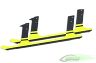 Carbon fiber landing gear - Yellow (2pcs) #