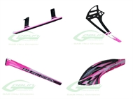 Combo Pink Checkers Body Kit Goblin 700 #