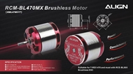 470MX Brushless Motor(1800KV)