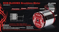 850MX Brushless Motor(490KV)