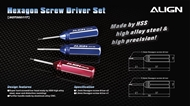 Hexagon Screw Driver Set
