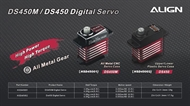 DS450 Digital HV Servo