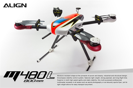 Align M480  Multicopter