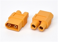 XT60 Male to EC3 Female Plug Connector (1 stk.)