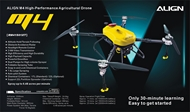 ALIGN M4 High-Performance Agricultural Drone