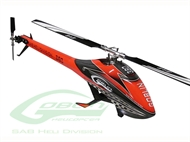 SG380 - SAB GOBLIN 380 RED/BLACK