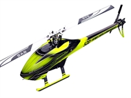 Sab Goblin 500 Flybarless Electric Helicopter Yellow/Black Kit