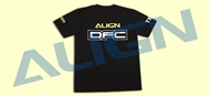 Flying T-shirt(DFC)-Black